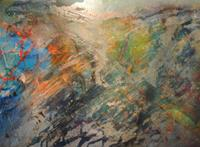 Christine-Steeb-Abstract-art-Fantasy-Modern-Age-Abstract-Art