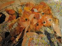 Christine-Steeb-Plants-Flowers-Fantasy-Contemporary-Art-Contemporary-Art