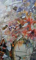 Christine-Steeb-Fantasy-Plants-Flowers-Contemporary-Art-Contemporary-Art
