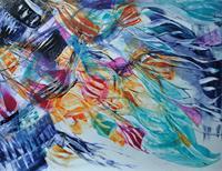 Christine-Steeb-Fantasy-Abstract-art-Contemporary-Art-Contemporary-Art