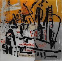 Heidrun-Becker-People-People-Group-Contemporary-Art-Contemporary-Art