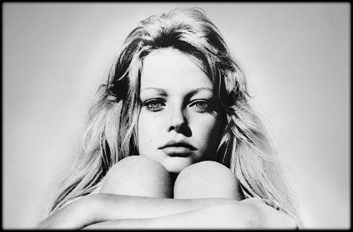 Lichtbilder Gerd Lehmann, Gabi, People: Portraits, Erotic motifs: Female nudes, Contemporary Art, Expressionism