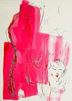 Ellen-Bittner-Nude-Erotic-motifs-Burlesque-Contemporary-Art-Contemporary-Art