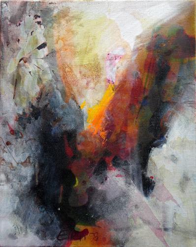 Ellen Bittner, LICHT, Nature: Fire, Nature: Air, Abstract Expressionism