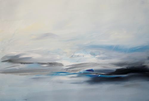 Iris Schiebener, Meeresimpressionen, Landscapes: Sea/Ocean, Contemporary Art, Expressionism