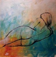 Caroline-Roling-Erotic-motifs-Female-nudes-Contemporary-Art-Contemporary-Art