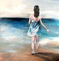 Caroline-Roling-People-Women-Landscapes-Beaches-Contemporary-Art-Contemporary-Art