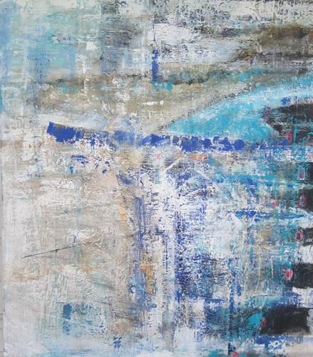 ElisabethFISCHER, Sommer 2016, Landscapes: Sea/Ocean, Abstract Art