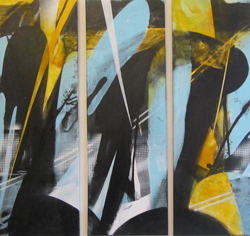 ElisabethFISCHER, SOMMER 2018, Abstract art, Abstract art, Abstract Art