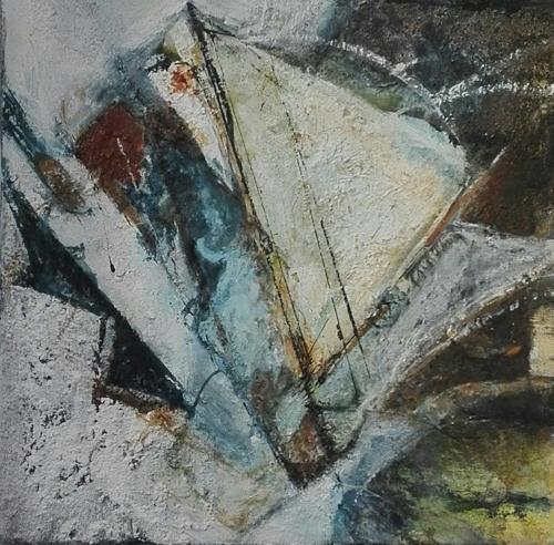 ElisabethFISCHER, O.T., Abstract art, Abstract Art
