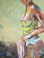 Vicky-Fuchs-Erotic-motifs-Female-nudes-People-Women-Contemporary-Art-Contemporary-Art