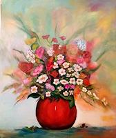 Vicky-Fuchs-Plants-Plants-Flowers-Contemporary-Art-Contemporary-Art
