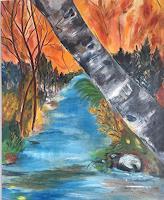 Vicky-Fuchs-Landscapes-Landscapes-Autumn-Contemporary-Art-Contemporary-Art