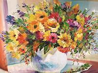 Vicky-Fuchs-Plants-Trees-Plants-Flowers-Contemporary-Art-Contemporary-Art