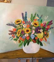 Vicky-Fuchs-Plants-Plants-Flowers-Contemporary-Art-Contemporary-Art