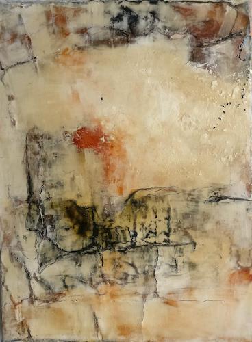 Andrea Titscherlein, das Kleine im Großen, Abstract art, Miscellaneous Landscapes, Non-Objectivism [Informel]