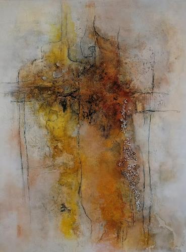 Andrea Titscherlein, beieinander, Abstract art, Miscellaneous People, Non-Objectivism [Informel]