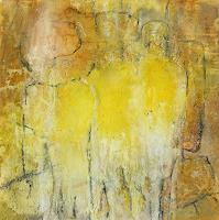 Andrea-Titscherlein-Abstract-art-People-Group-Modern-Age-Abstract-Art