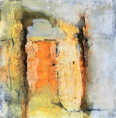 Andrea Titscherlein, Räume (1), Abstract art, Non-Objectivism [Informel]