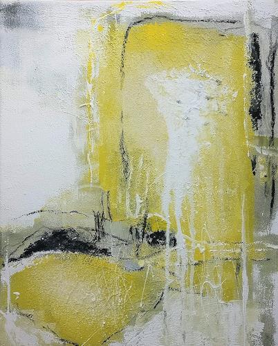 Andrea Titscherlein, Juli, Abstract art, Non-Objectivism [Informel]