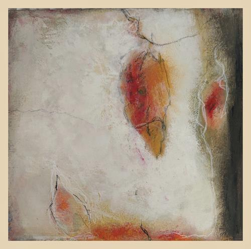 Andrea Titscherlein, kleiner Herbstgruß, Miscellaneous Plants, Abstract Art