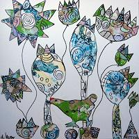 Andrea-Kasper-Fantasy-Animals-Contemporary-Art-New-Image-Painting