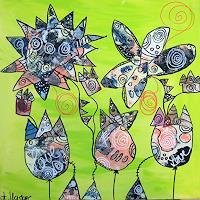 Andrea-Kasper-Plants-Flowers-Nature-Contemporary-Art-New-Image-Painting
