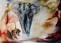 Beatrice-Gugliotta-Emotions-Pride-Animals-Modern-Age-Modern-Age