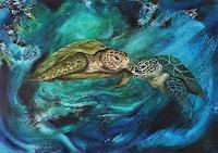 Beatrice-Gugliotta-Animals-Water-Nature-Water-Modern-Age-Modern-Age