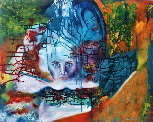 Beatrice Gugliotta, Verbundenheit, People, Mythology, Modern Age