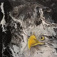 Beatrice-Gugliotta-Animals-Air-Nature-Modern-Age-Others-New-Figurative-Art