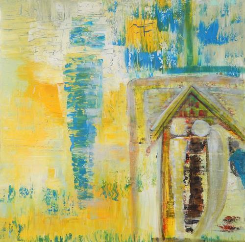BRIGITTE, Liebe - Glaube - Hoffnung, People, Abstract art, Abstract Art