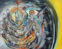 BRIGITTE-Abstract-art-People