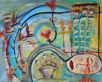 BRIGITTE-People-Abstract-art