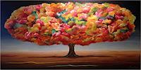 Angelina Casadei, Tree of Happiness