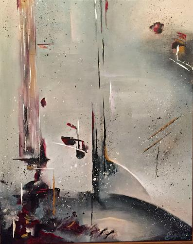 Angelina Casadei, Mystery, Abstract art, Miscellaneous, Abstract Art, Expressionism