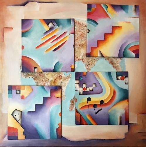 Angelina Casadei, Internet, Fantasy, Symbol, Abstract Art