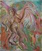 DAniela Benz, Frau auf Esel