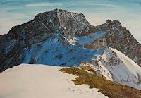 Peter-Oberthaler-Landscapes-Mountains-Nature-Miscellaneous-Contemporary-Art-Contemporary-Art