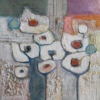 Angela-Fusenig-1-Plants-Flowers-Miscellaneous-Plants-Contemporary-Art-Contemporary-Art