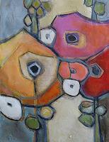 Angela-Fusenig-1-Plants-Flowers-Plants-Flowers-Contemporary-Art-Contemporary-Art