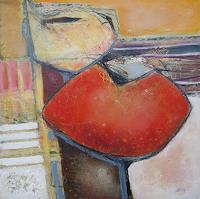 Angela-Fusenig-1-Abstract-art-Plants-Flowers-Contemporary-Art-Contemporary-Art