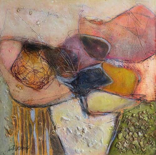Angela Fusenig, Wahlverwandtschaft, Still life, Miscellaneous Plants, Contemporary Art, Expressionism