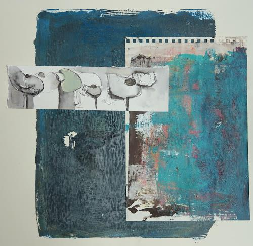 Angela Fusenig, O.T., Still life, Miscellaneous, Contemporary Art, Expressionism