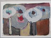 Angela-Fusenig-1-Still-life-Plants-Flowers-Contemporary-Art-Contemporary-Art