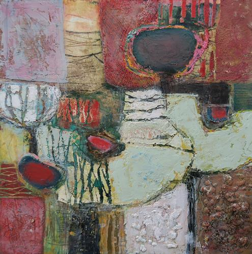Angela Fusenig, O.T., Miscellaneous, Abstract art, Contemporary Art, Expressionism