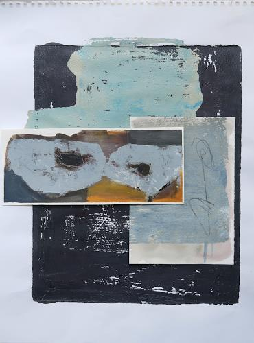 Angela Fusenig, O.T., Abstract art, Still life, Contemporary Art, Abstract Expressionism