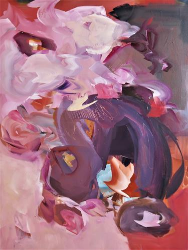 Angela Fusenig, O.T., Abstract art, Miscellaneous, Non-Objectivism [Informel], Expressionism