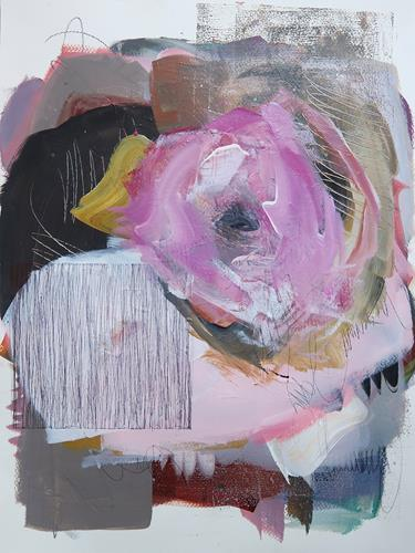 Angela Fusenig, O.T., Abstract art, Miscellaneous, Contemporary Art, Expressionism