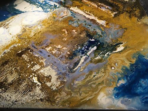 CaymanArt, der Fluss, Nature, Arte Cifra